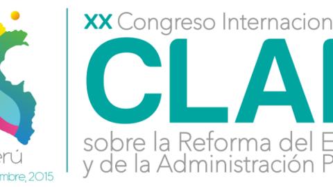 XX Congreso Internacional del CLAD