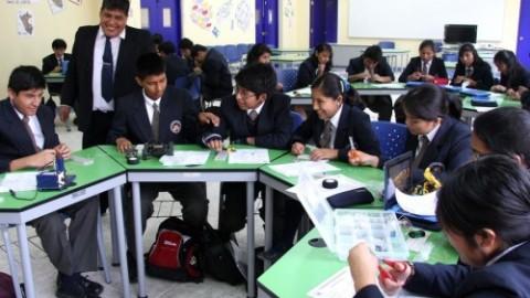 Minedu realiza convocatoria para alumnos y personal que quieran ingresar a Colegios de Alto Rendimiento