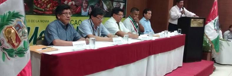 Foro Gobiernos Regionales 2015