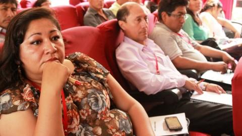 Edugestores invita a servidores publicos de UGEL rurales a identificar buenas practicas de gestión educativa