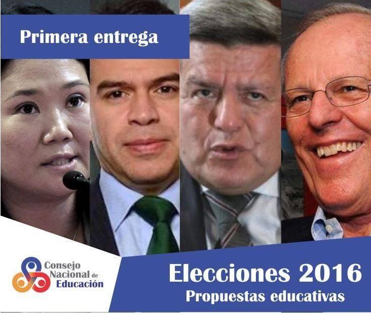 cne candidatos