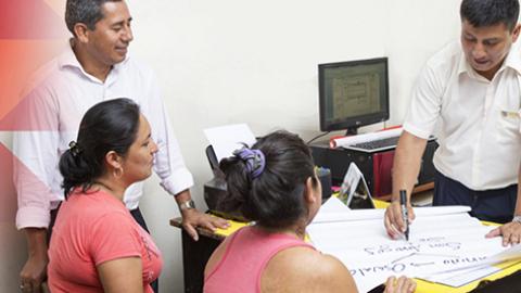 Consultoría para la elaboración de un programa virtual formativo para el Sistema de Monitoreo de Prácticas Pedagógicas