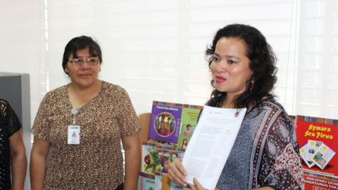 Directora de Educación Intercultural Bilingüe comenta sobre los aportes del Grupo Edugestor GEIB