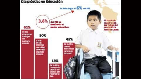 Urge un pacto para mejorar el presupuesto y su distribución
