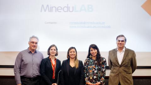 MineduLab, laboratorio de innovación costo efectiva de la política educativa