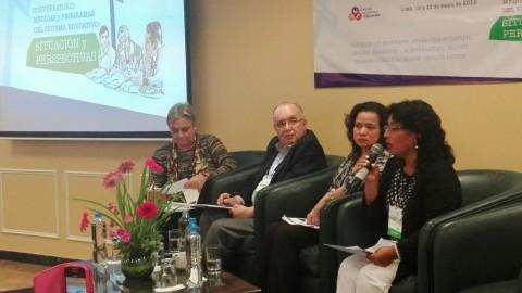 Gestores, docentes y académicos conversan sobre situación y perspectivas de la educación peruana convocados por el CNE