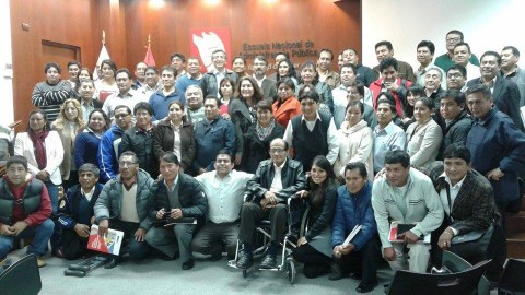 Retos para el fortalecimiento de capacidades en la gestión pública por Román Aller