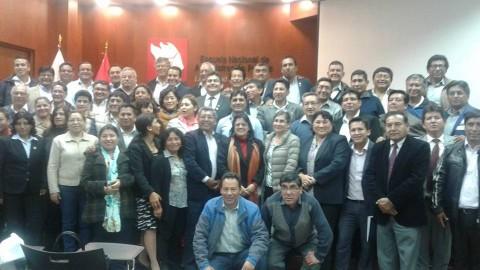 Culmina programa de Alta Gerencia para los directivos DRE de todo el país