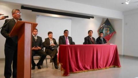 Moquegua: Presentan a nuevos directores de UGEL de Mariscal Nieto e Ilo