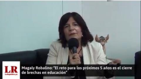 """Unesco: """"El reto para los próximos 5 años es el cierre de brechas en educación"""""""