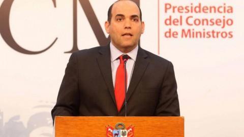 Mandatario y ministros sostendrán reunión con gobernadores regionales los días 1 y 2 de setiembre