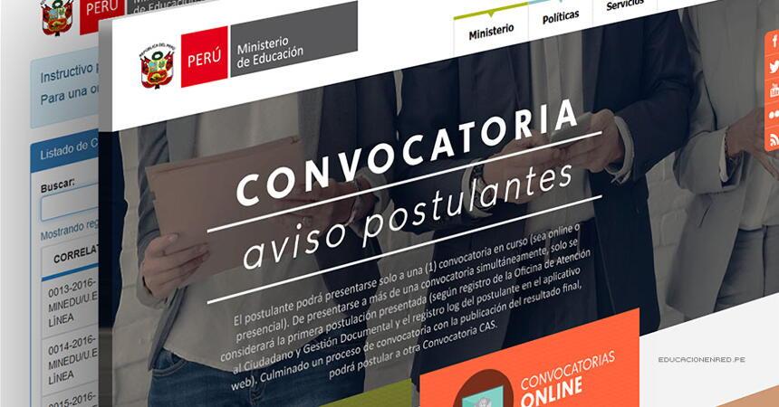 103782-minedu-convocatoria-cas-septiembre-2016-mas-100-puestos-trabajo-ministerio