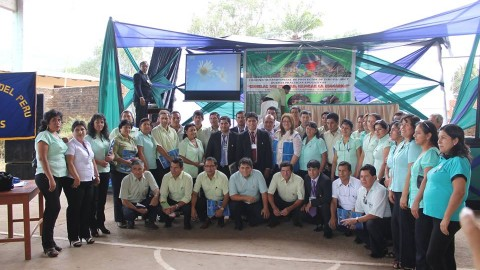 Mejorando la educación basados en una buena organización. Por Prof. Ronald Correa