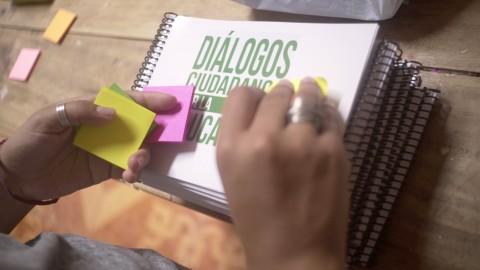 Diálogos Ciudadanos por la Educación 2016