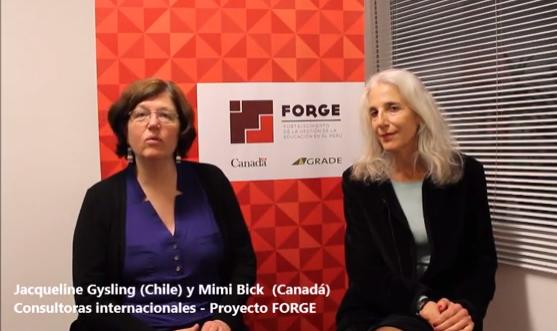 Edugestores entrevista  Primera Parte   Especialistas proyecto FORGE   YouTube