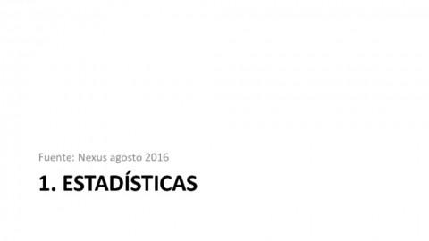 CNE estadísticas docentes