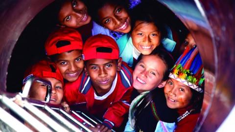 Tinkuy 2016: Encuentro Nacional de Niños y Niñas de Pueblos Originarios y Afroperuanos