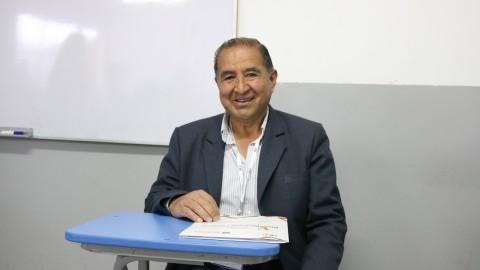 Lincoln Rivera y su experiencia en el V Seminario Nacional de Investigación Educativa