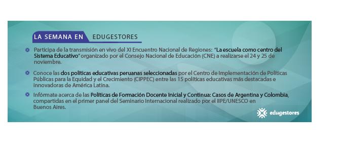 SECCION EDUGESTORES DE LA SEMANA - UV