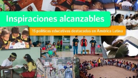 Centros Rurales de Formación en Alternancia y  Política de Educación Intercultural Bilingüe entre las 15 políticas educativas más innovadoras de América Latina