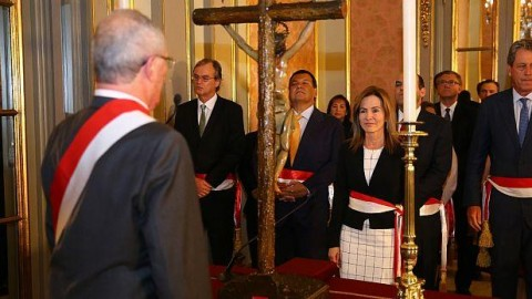 MINEDU: Juramentó nueva Ministra de Educación Marilú Doris Martens Cortés