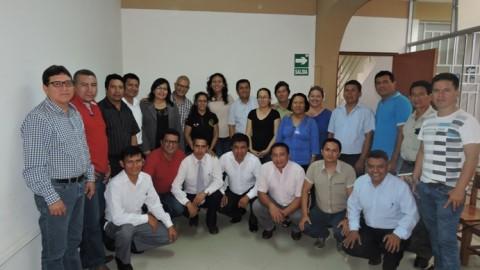 Proyecto educativo regional de San Martín inicio movilización de balance