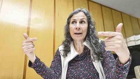 """Patricia Salas: """"Currículo no alienta la homosexualidad, busca igualdad de hombres y mujeres"""""""