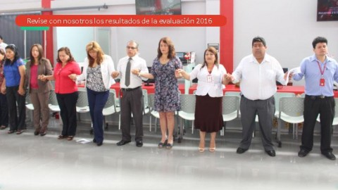 UGEL 06 muestra sus logros alcanzados el 2016 y perspectivas 2017
