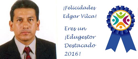 Edgar Vilca Destacado