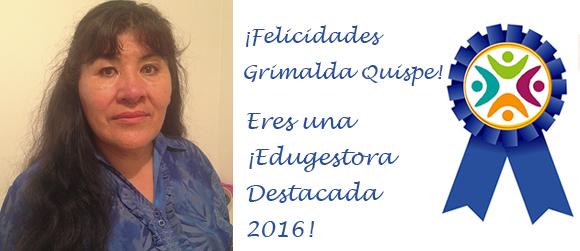 Grimalda Quispe