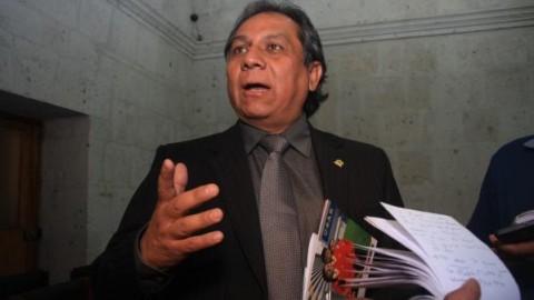 """Gerente de Educación: """"En Arequipa vamos a aplicar el currículo nacional"""""""