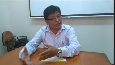 Edugestores entrevista a Pedro Periche, director DRE Piura