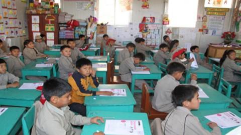 Ayacucho: Autoridades opinan sobre avance en matemática en ECE 2016