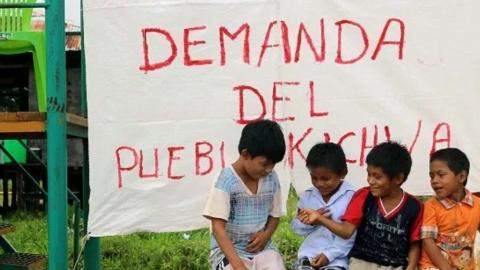 Loreto: Demandan a DRE y UGEL atender a estudiantes kichwa tras resultados ECE 2016