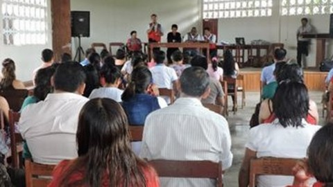 Loreto: UGEL Nauta realizó jornada de reflexión sobre la ECE 2016