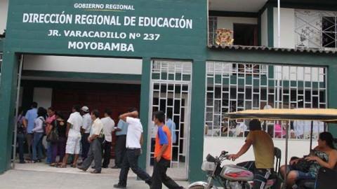 San Martín: entrará en vigencia Manual de Operaciones para gestión educativa