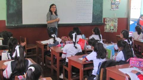 Ayacucho: Monitorean desempeño y gestión escolar en toda la región