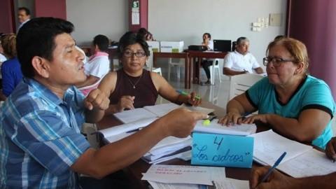 San Martín: Fortalecen capacidades sobre currículo nacional y gestión escolar