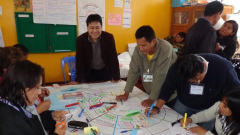 Nueve temas clave de los Lineamientos que orientan la organización y funcionamiento de redes educativas rurales