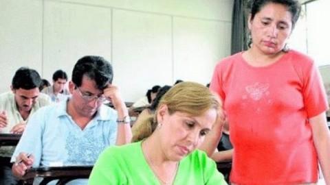 Solo 22 mil docentes pasaron a segunda etapa de concurso nacional para Nombramiento Docente