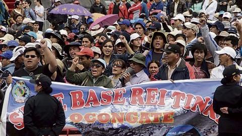 Sutep:  anuncia nuevo paro para 13 de julio en todo el país mientras Cusco lleva huelga de siete días
