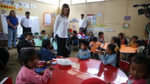 Minedu realiza seguimiento a plan de reconstrucción de escuelas tras emergencia