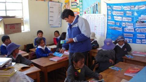 Edugestores Debate N° 11: Propuestas para la revaloración del docente en el ámbito rural