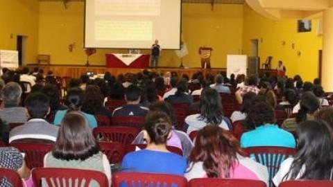 Áncash: UGEL Santa capacita a directores y docentes en convivencia escolar