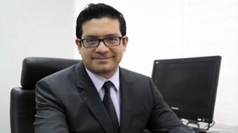 Fernando Cáceres es el nuevo viceministro de Gestión Institucional del Minedu