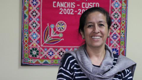 """Liliam Hidalgo: """"Situación de los docentes de las zonas rurales requiere respuestas desde la planificación territorial"""""""