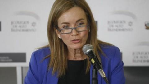 Comisión de Educación recibe hoy a ministra Marilú Martens para responder sobre huelga docente