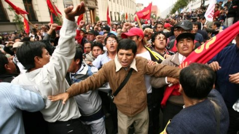 Huelga docente es declarada ilegal en Lima Metropolitana