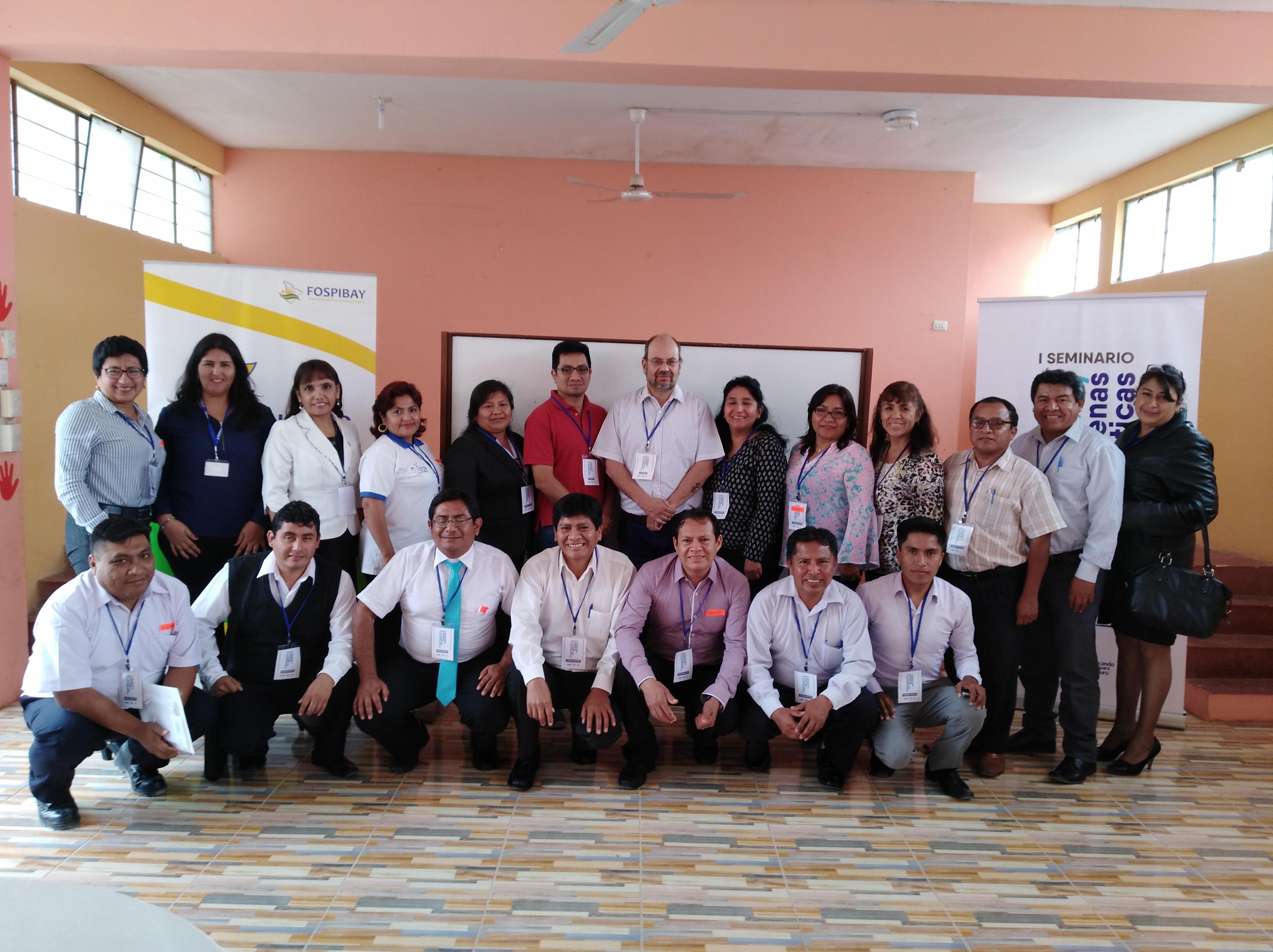 Comité  de gestión del conocimiento UGEL Sechura