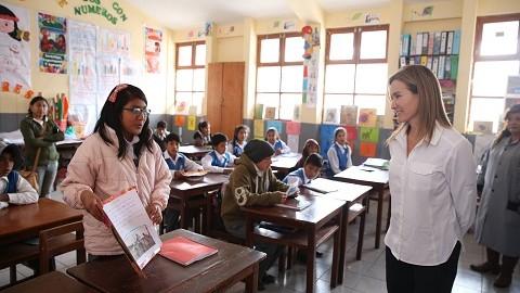 El 100% de los maestros de Cusco vuelve a las aulas